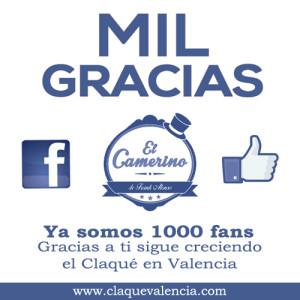 Facebook Claque Valencia